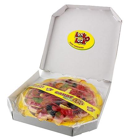 Novelty Soft Assorted Jelly Gum Candy Pizza: Amazon.es: Hogar