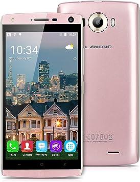 Landvo V11-3G Smartphone Libre Android 5.1 (5.0 QHD, Dual Sim ...