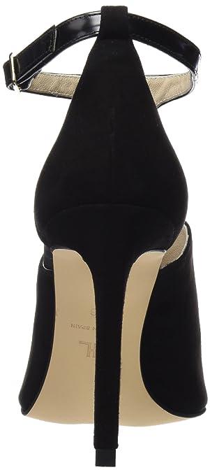 Cora - Chaussures Femme - Violet (Ante Vino/DANUBIO Negro) - 38 EUHannibal Laguna H86wxOBLCv