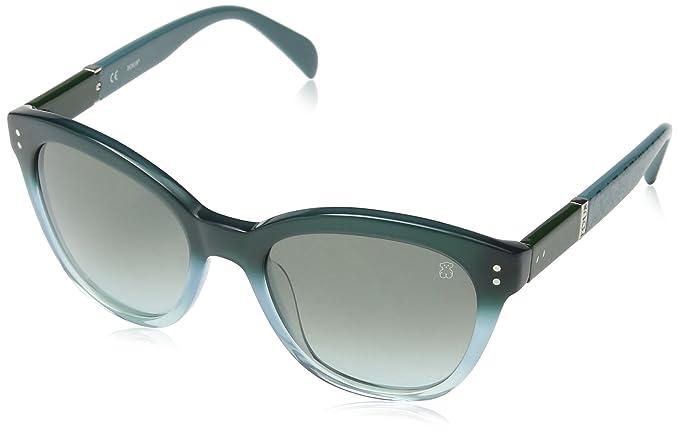 Tous STO834-520C44 Gafas de sol, Green/Azure, 52 para Mujer ...