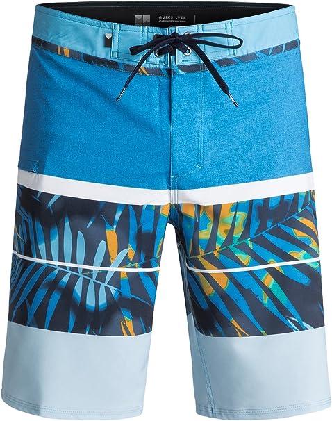 Quiksilver Men/'s Slab Prints Vee 21 Boardshort Choose SZ//Color