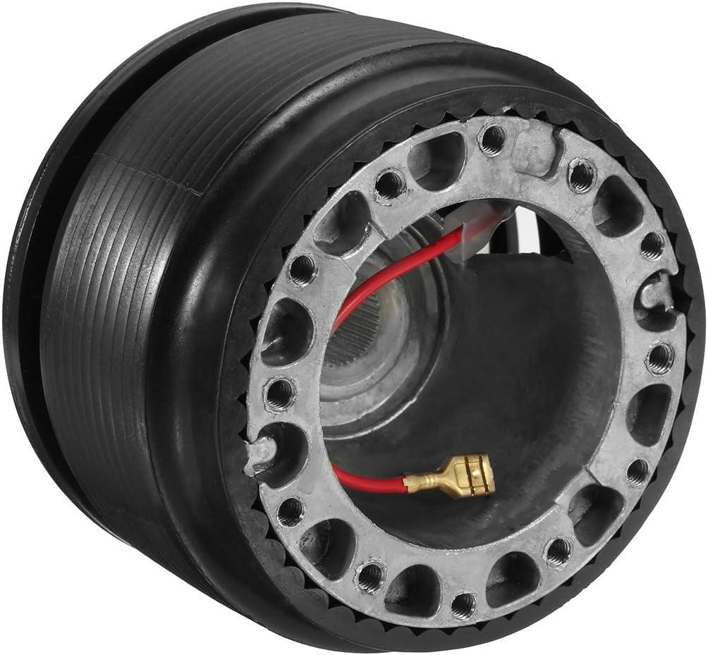 Hitommy Steering Wheel Hub Base Adapter Kit for Mitsubishi Lancer CE Evolution IV FTO