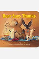 Bear Says Thanks (The Bear Books) Kindle Edition