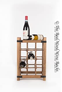 wine rack cabinet to new real wooden rustic wine rack cabinet 12 bottles with table top vertical 24