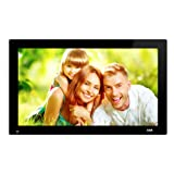 Amazon Price History for:SSA 21.5 Inch Full HD 1080P Widescreen Digital Photo Frames with Motion Sensor for Tabletop or Wall Mount Use,16GB USB Stick, Support Photo,Music & Video,HDMI VESA 1920x1080 pixel 16:9