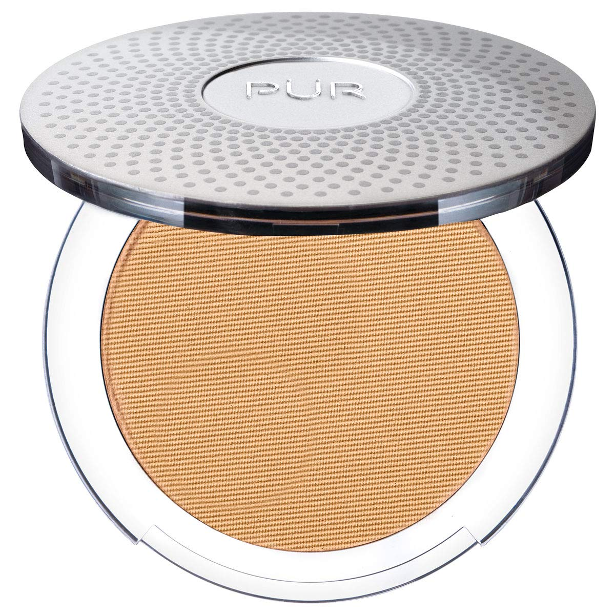 PÃœR 4-in-1 Pressed Mineral Makeup with Skincare Ingredients in Beige/MG5, 0.28 Ounce