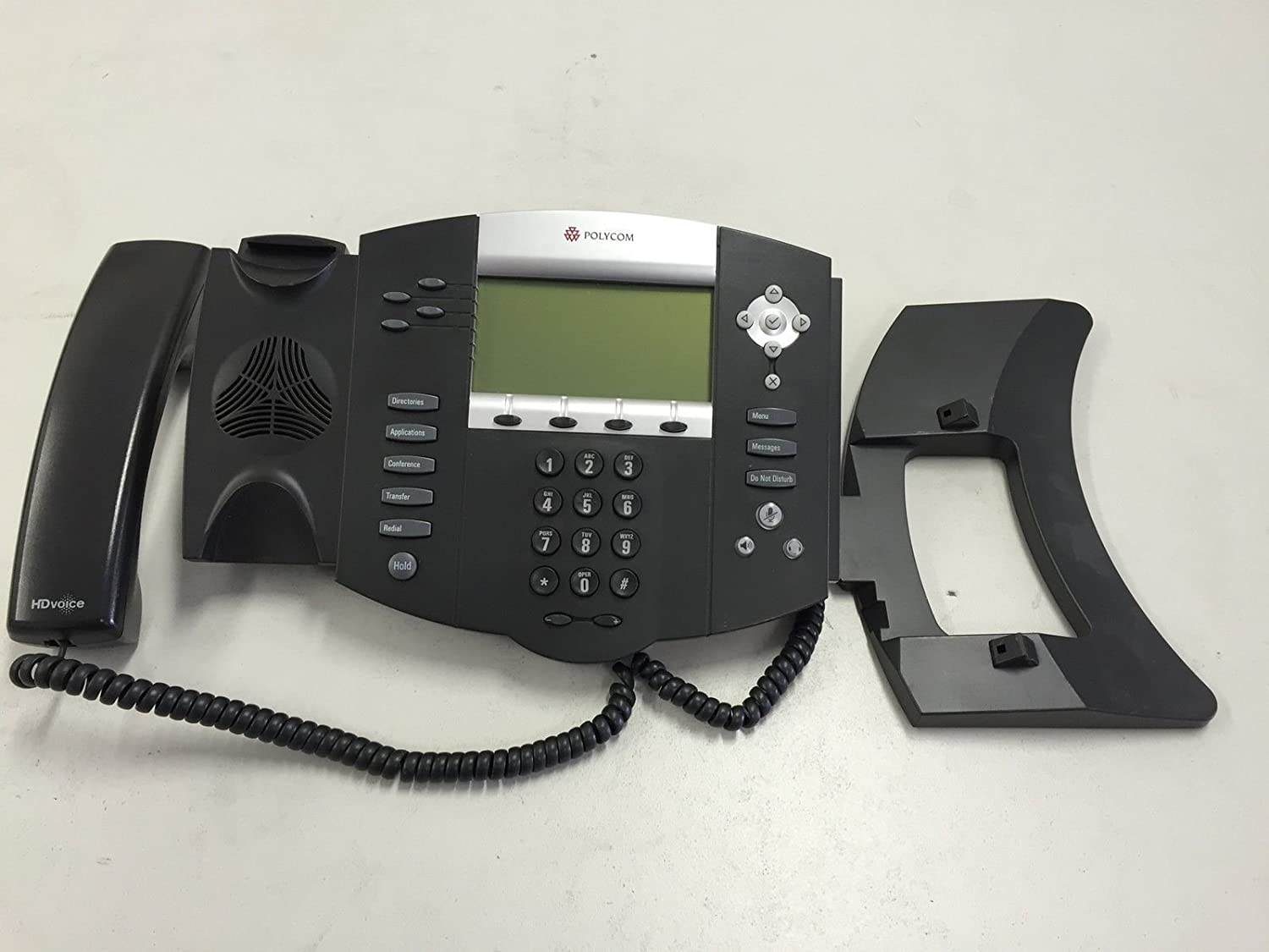 Renewed Polycom SoundPoint IP 560 Power Supply Included