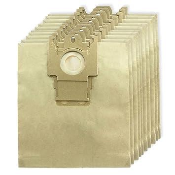 SPARES2GO - Bolsas resistentes para aspiradora Miele (paquetes de 5, 10 y 20 unidades) 10 Bags