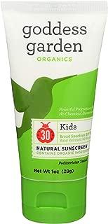 product image for Goddess Garden Organic Sunscreen Counter Display, Kids, 1 Ounce
