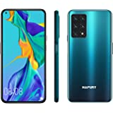 Unlocked Smartphone, HAFURY GT20 8GB RAM/128GB, 6.4-Inch Display, 48MP Cameras, 4200mAh Battery, Android 10, Global Version,