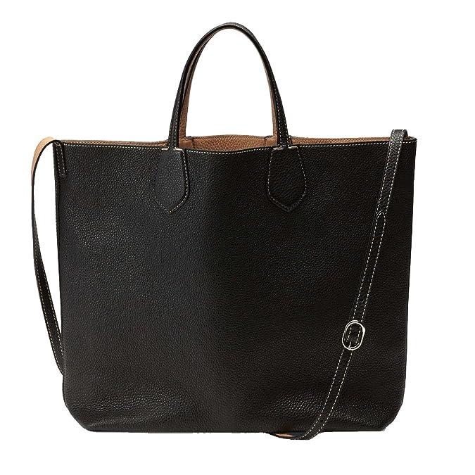 e6d7183bb8 Gucci Donna 370823A7MDN1071 Ramble Borsa reversibile 370823a7mdn1071 Large:  Amazon.it: Scarpe e borse