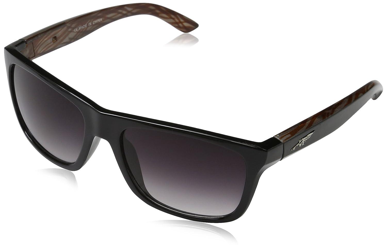 Herren Sonnenbrille Arnette Dropout Gloss Black/Fuzzy Inked Purple