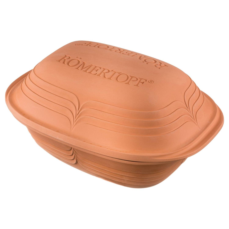 Römertopf 12005 Roasting Dish Glass Rümertopf 120 05