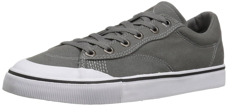 Emerica Indicator Low Skate Shoe 8.5 D(M) US|Grey/White