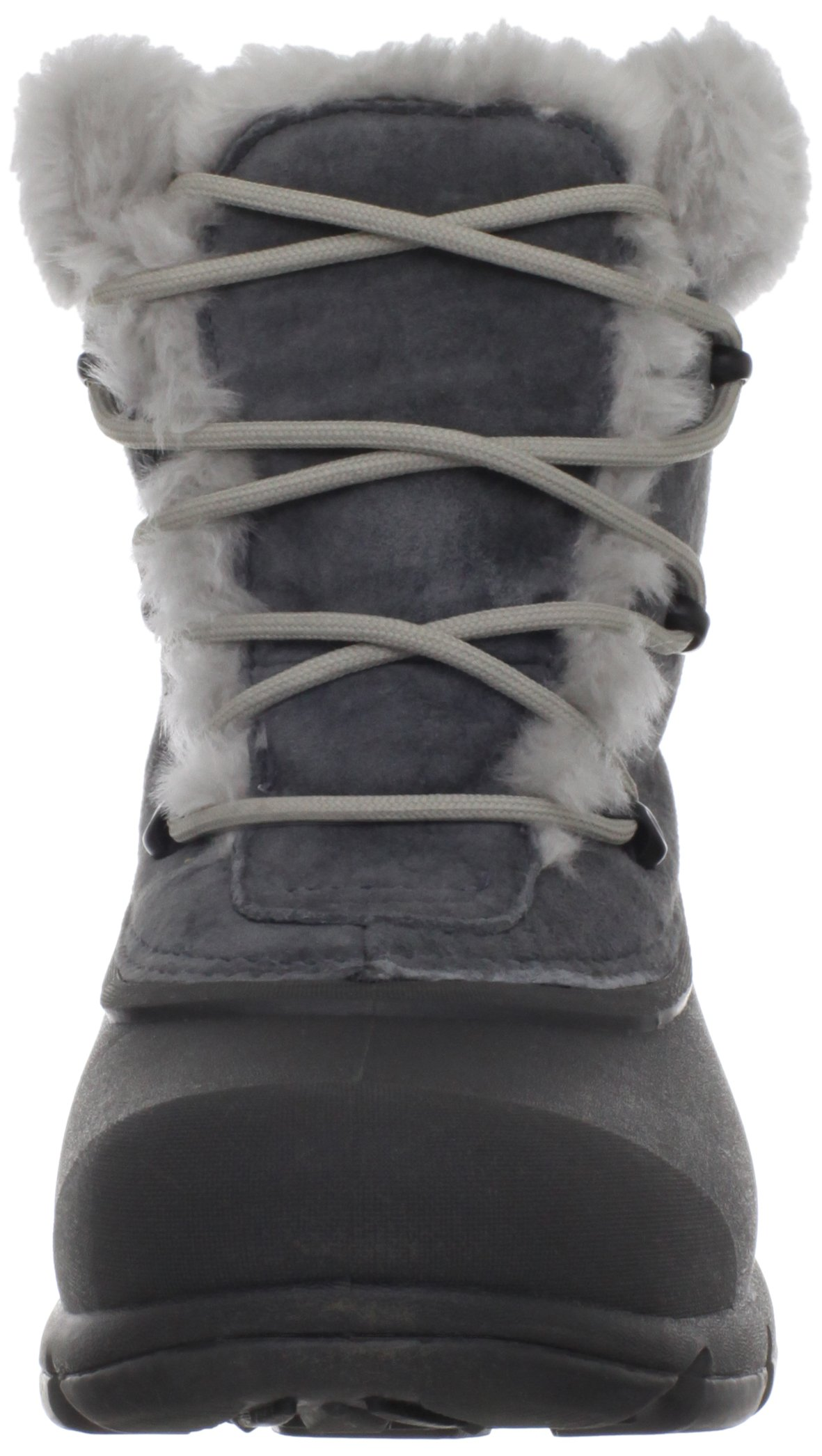 Sorel Women's Snow Angel Lace Boot,Charcoal,8 M US by SOREL (Image #4)