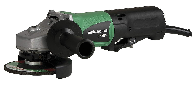 Metabo HPT G12SE2Q9 4-1//2 Angle Grinder