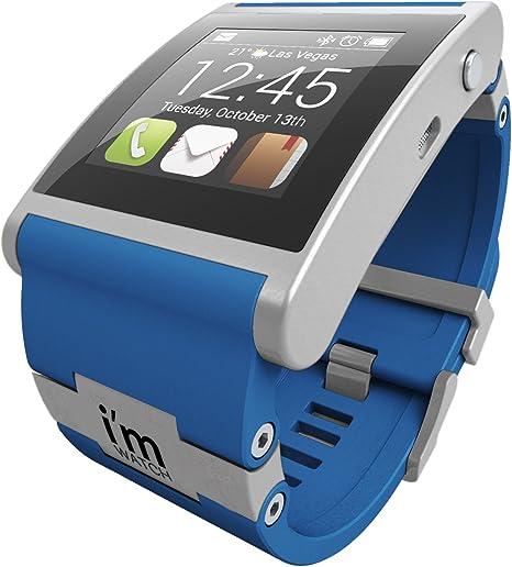 Im Watch IMTBSPEBK - Smartwatch (pantalla 1.49