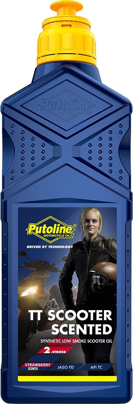 Putoline 70484 Motoröl Tt Scooter Scented 1l Auto