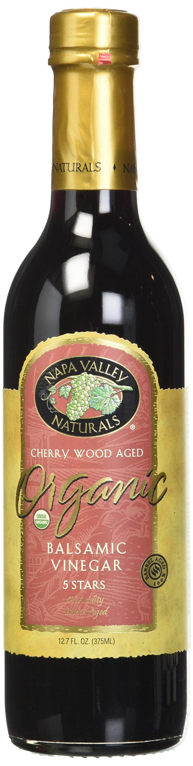 Napa Valley Naturals Organic Balsamic Vinegar 12.7 fl oz Liquid