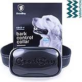 Hunde trainingshalsband für kleine und mittelgroße Hunde mit Vibration. Kontrolle von übermäßigem Bellen mit diesem einfachen Antibell Halsband. Sicher und human ohne Schock