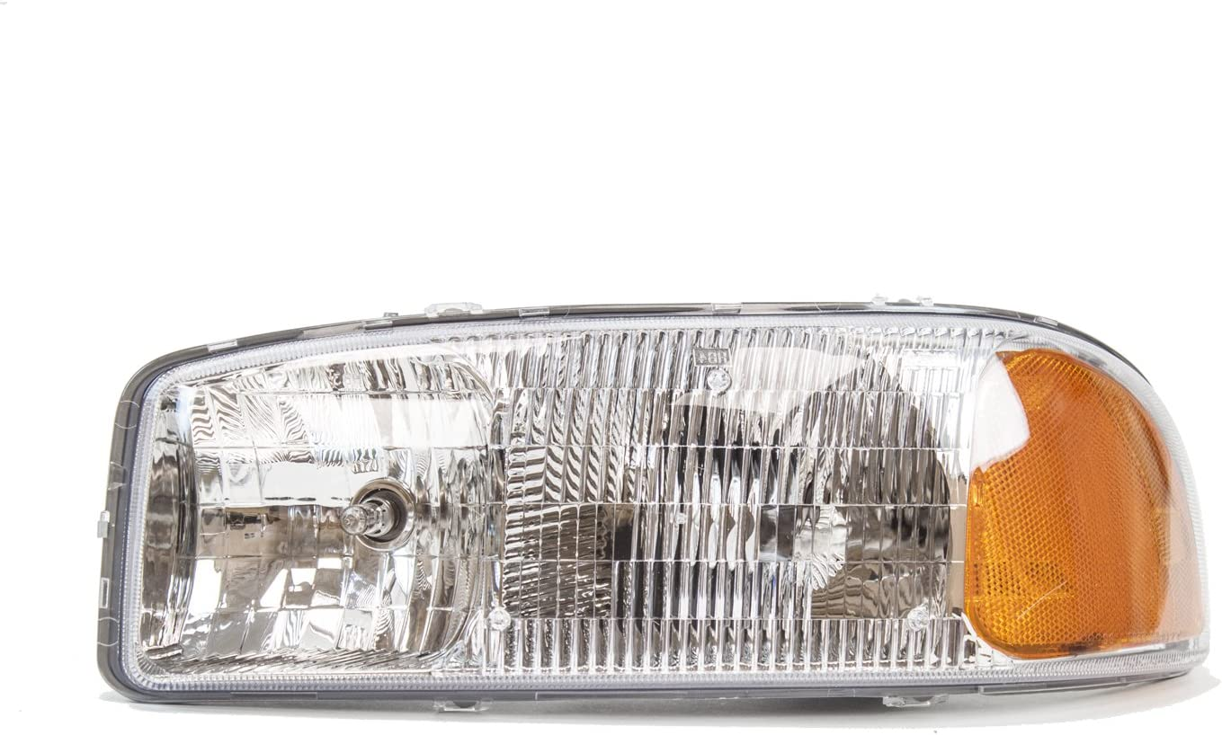 TYC 20-5567-00-9 GMC CAPA Certified Replacement Right Head Lamp