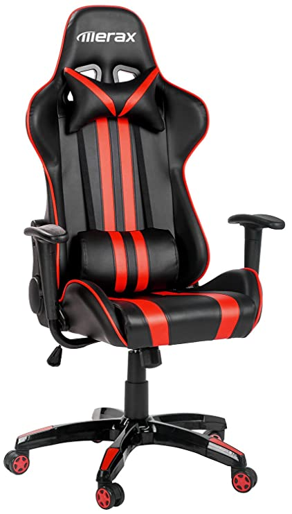 Video Game Chair Laptop Computers Gaming Chairs Cool Racing Seat Kids  Adults Office Furniture High