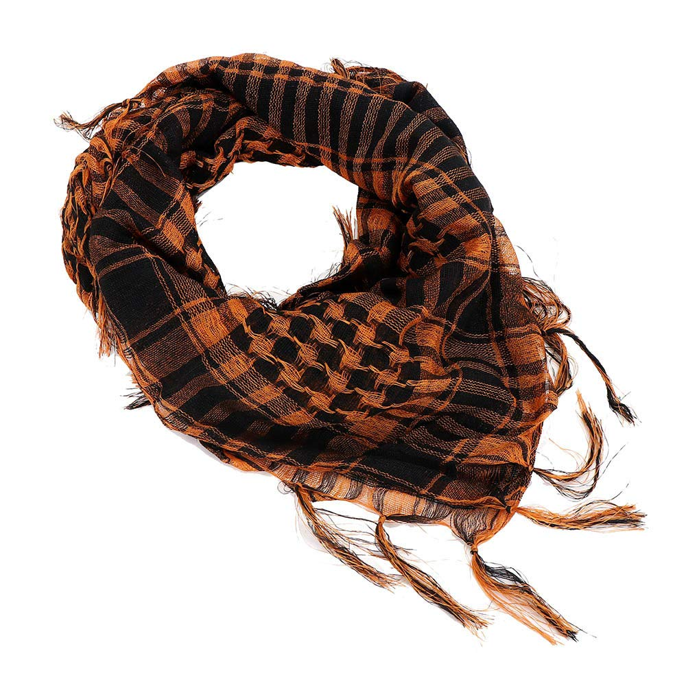 Windproof Sandproof Warm Scarf Long Soft Wrap Scarf Shawl Scarves
