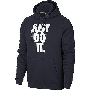 5f648ccd19996 Nike JDI Hbr Sweat à Capuche en Polaire pour Homme XXL Obsidian ...
