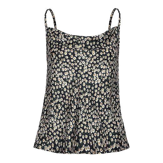 Amazon.com: YKARITIANNA Fashion 2019 Pattern Casual Women Cat Print Blouse Tank Top Sleeveless O-Neck T-Shirt: Arts, Crafts & Sewing