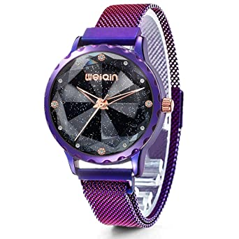 3ba91d717 Image Unavailable. Image not available for. Color: Fashion Women's Watch ...