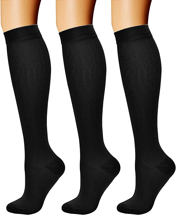 CHARMKING Compression Socks Review