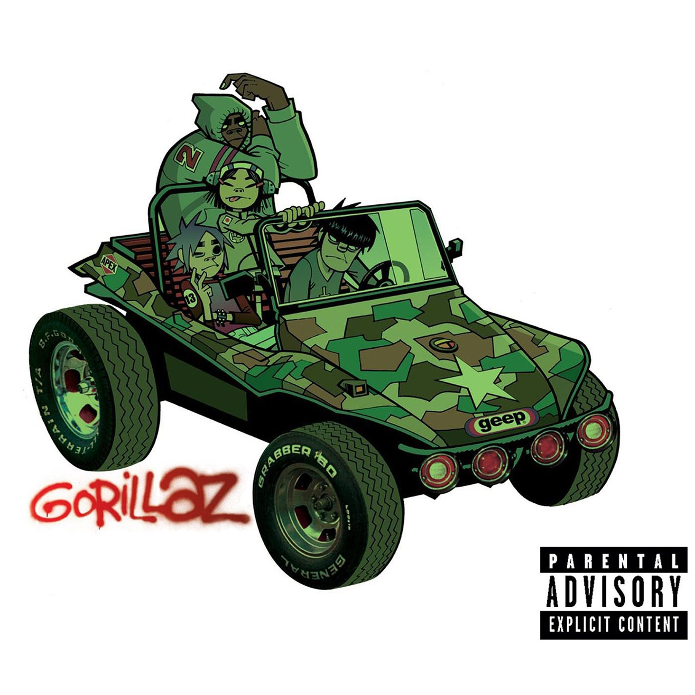 Gorillaz by Wb / Parlophone