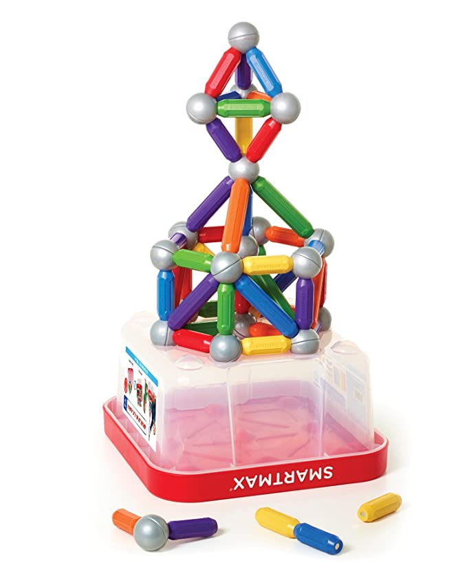 Smart Games SMX 908 Build & Learn 100 pièces Multicolore: Amazon.fr: Jeux et Jouets