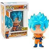 Funko - 121 - Pop - Manga - Dragon Ball Z - Blue Goku Super Saiyan God