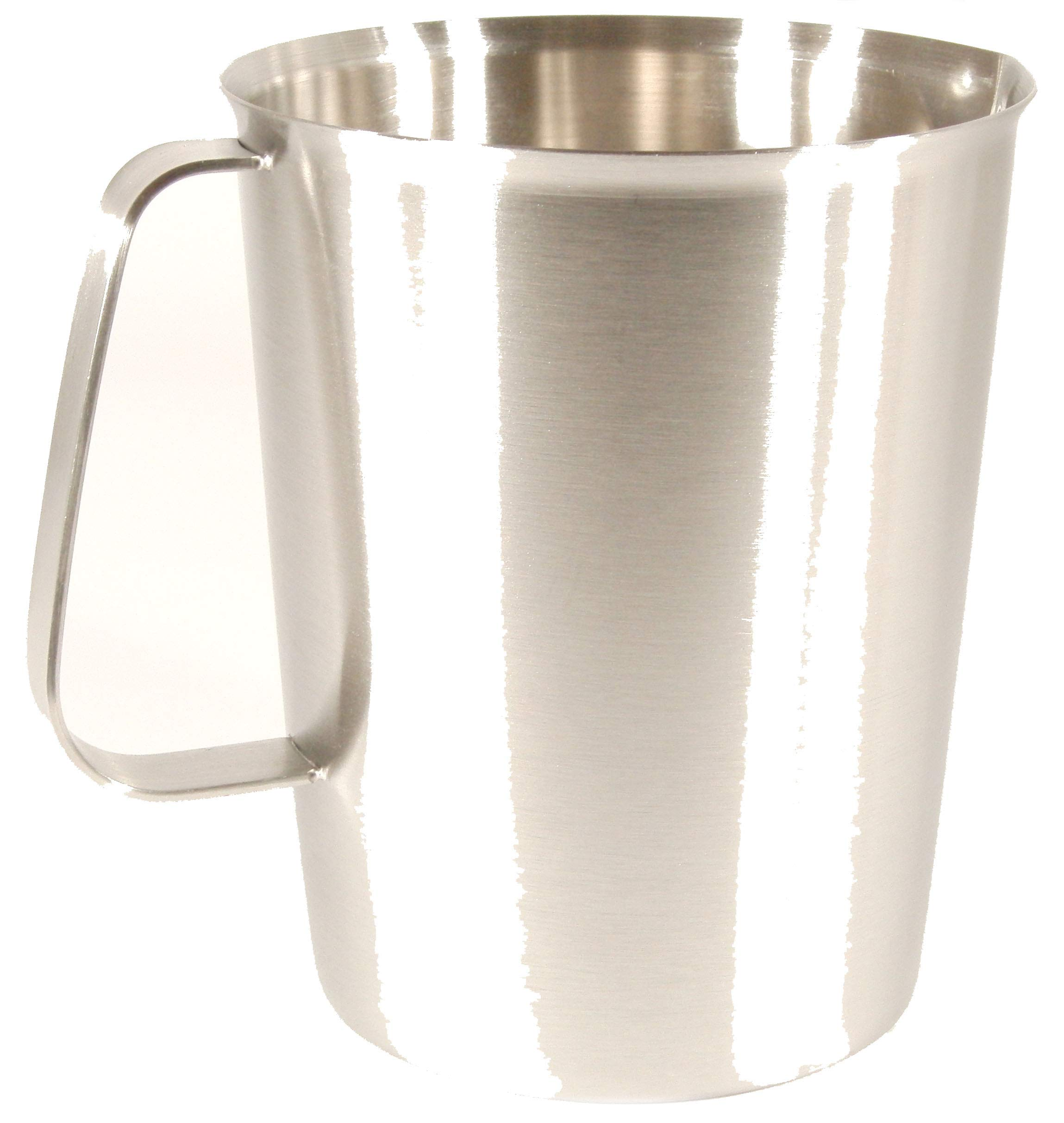 2L Stainless Steel Graduated Pitcher