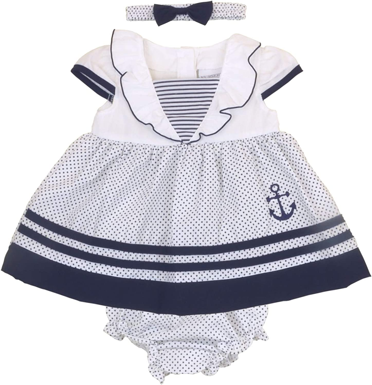 Babyprem Baby Sailor Dress 3 Piece Set