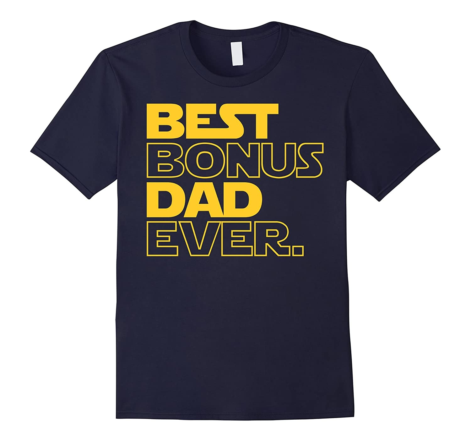 Best Bonus Dad Ever Fathers Day Gift for Step Dad-RT