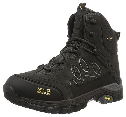 M Impulse O2 Rise de High Mid Zapatos Texapore Wolfskin Jack qfSpwxXUU
