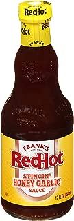 product image for Frank's RedHot Stingin' Honey Garlic Sauce, 12 fl oz (Pack of 5)