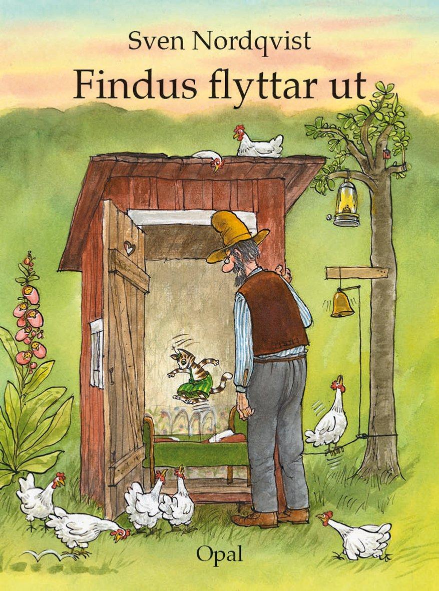 Findus flyttar ut (Pettson och Findus, Band 11)