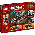 LEGO NINJAGO Dragon's Forge 70627 Fun Toy