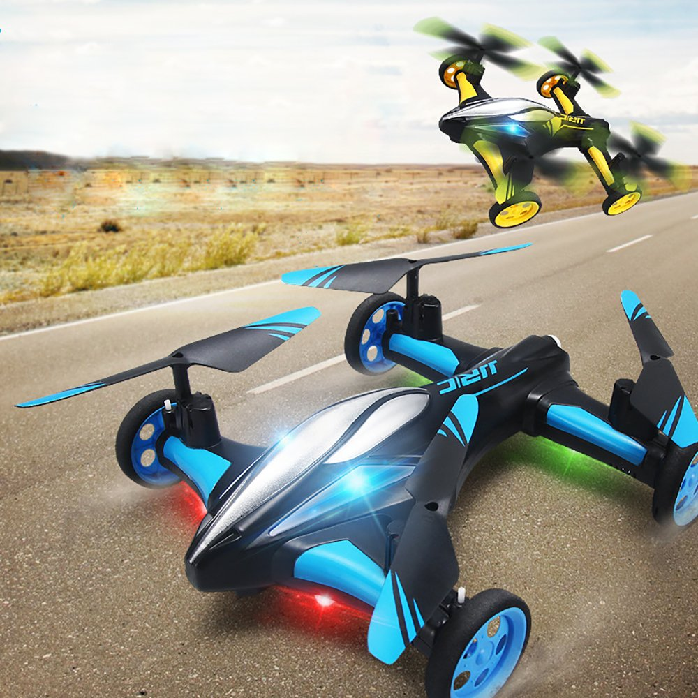 Rabing flying cars and Quad copter RC drones – Great for Beginners