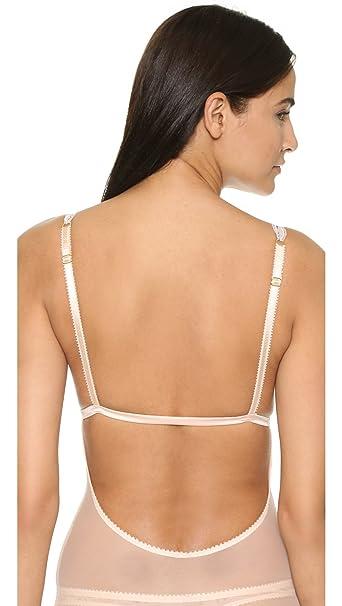 6e17bbac9a Agent Provocateur L Agent Women s Dani Slip - Beige - Small  Amazon.co.uk   Clothing