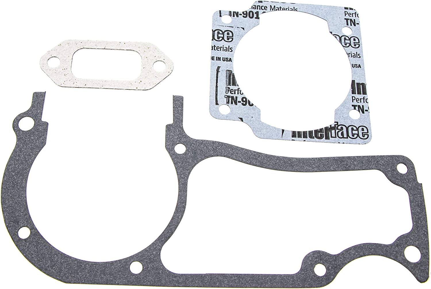 HUSQVARNA 390XP  390  385XP  385 COMPLETE GASKET SET 537 03 39 01 NEW