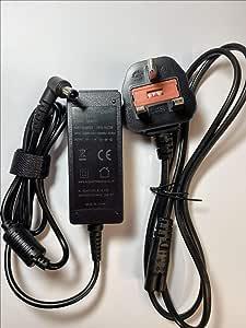 Repuesto para Adaptador de Corriente AC de 19 V 1,6 A 35 W 4 LG 32LF510B 32 Pulgadas LCD: Amazon.es: Electrónica