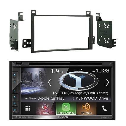 Amazon Com Kenwood Double Din Navigation Bluetooth In Dash Car