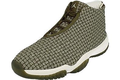 best sneakers 31570 91e99 Nike Air Jordan Future Mens Hi Top Basketball Trainers 656503 Sneakers Shoes  (UK 8 US