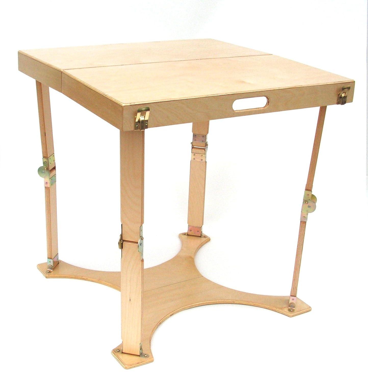 Folding宿題Writing Desk HD2626-NB B004ZVTMTAバーチ