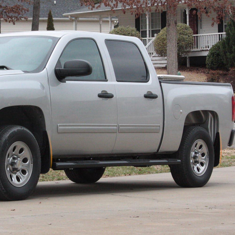 2015 SILVERADO 2500 3500 MOLDED SPLASH GUARDS MUD FLAPS FRONT /& REAR NEW BODY STYLE GM#22894857 /& GM#22894863 2014 SILVERADO 1500