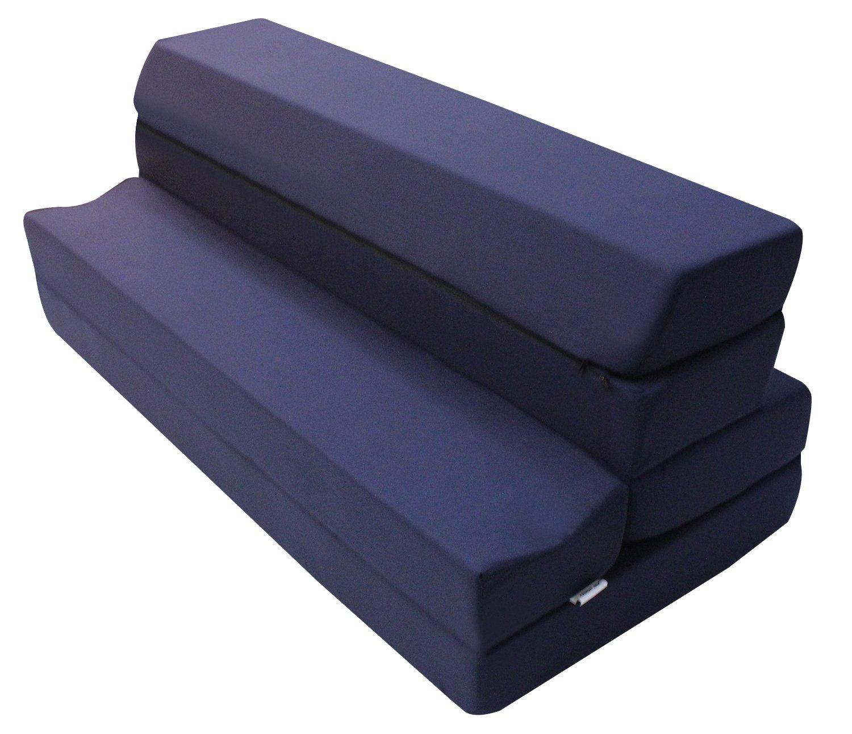 Sensational Amazon Com Merax Convertible 5 Folding Foam Sleeping Andrewgaddart Wooden Chair Designs For Living Room Andrewgaddartcom